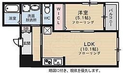 猿猴橋町駅 7.2万円
