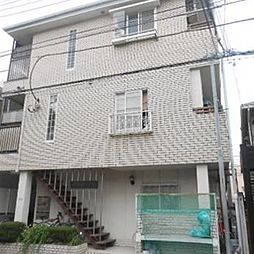 東京都武蔵野市御殿山2丁目の賃貸マンションの外観