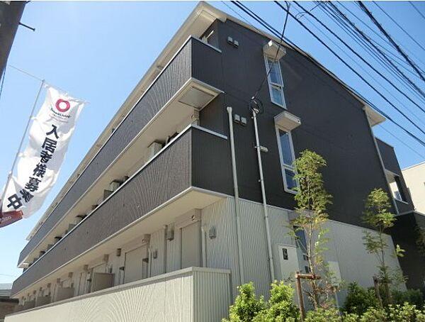 神奈川県藤沢市円行1丁目の賃貸アパート