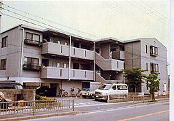 兵庫県伊丹市緑ケ丘2丁目の賃貸マンションの外観