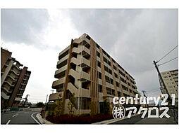 兵庫県西宮市神祇官町の賃貸マンションの外観