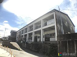 ひばり荘アパート[6号室]の外観