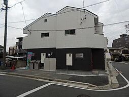 シャレイド豊田本町WEST[D号室号室]の外観