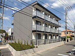 東京都足立区佐野1丁目の賃貸マンションの外観