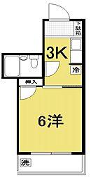 上町五丁目駅 2.3万円