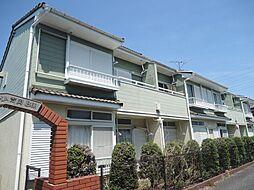 グリーンハイム吉岡B棟[2階]の外観