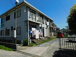福岡県北九州市小倉南区中曽根2丁目の賃貸アパートの外観