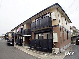 セジュール高田A[2階]の外観