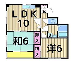 NKハウス[2階]の間取り