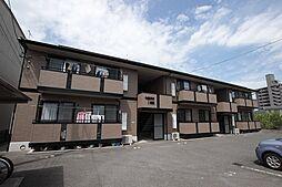 広島県広島市安佐南区中筋2丁目の賃貸アパートの外観