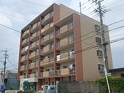 福岡県久留米市南1丁目の賃貸マンションの外観