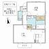 間取り,1LDK,面積45.78m2,賃料7.5万円,つくばエクスプレス 研究学園駅 3.4km,,茨城県つくば市学園の森