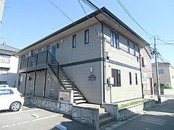 ピアジェSAKAI[2階]の外観
