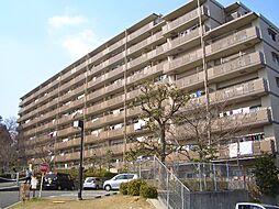 ライオンズマンション大阪狭山弐番館[413号室]の外観
