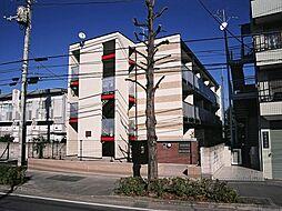 多摩ぶらーま[3階]の外観