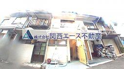 [一戸建] 大阪府大阪市生野区鶴橋4丁目 の賃貸【/】の外観