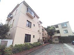 兵庫県神戸市東灘区住吉東町4丁目の賃貸マンションの外観