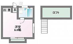 秋津駅 3.6万円