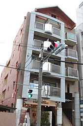 愛知県名古屋市瑞穂区彌富通1丁目の賃貸マンションの外観