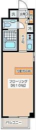 北沢スタディオス[2階]の間取り