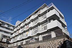 第一タウン皆賀[4階]の外観
