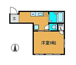 マイステップ[1階]の間取り