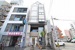 福岡県久留米市東和町の賃貸マンションの外観