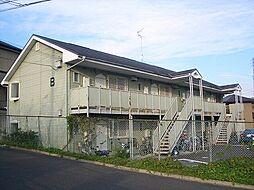 滋賀県大津市大平2丁目の賃貸アパートの外観