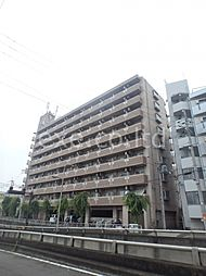 大阪府大阪市東淀川区柴島1丁目の賃貸マンションの外観