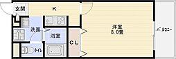 アンプルールフェールREALIFE(リアライフ)2[3階]の間取り