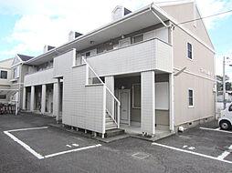 フレグランス阪南B棟[107号室]の外観