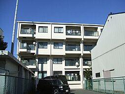 セントラルハイツ[4階]の外観