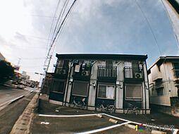 タウンコート春町[1階]の外観