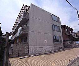 京都府向日市寺戸町北垣内の賃貸マンションの外観