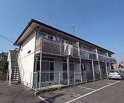 京都府京都市西京区牛ケ瀬奥ノ防町の賃貸アパートの外観