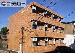 HUMMOCK新栄[3階]の外観