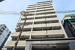 エスリード京橋3番館[4階]の外観