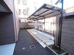 グランドール新宿[3階]の外観