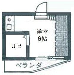アーバン宮本[2階]の間取り