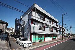岡山県岡山市南区平福1の賃貸アパートの外観