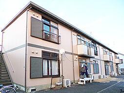 石川ハイツ[203号室]の外観