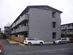 アルファタウン新町C[2階]の外観