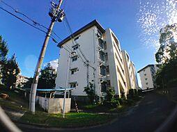 宝塚安倉団地 8号棟[401号室]の外観