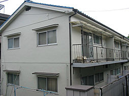 大阪府枚方市印田町の賃貸アパートの外観