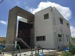 沖縄県中頭郡中城村南上原1064番地の賃貸アパート