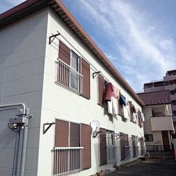 静岡県浜松市中区龍禅寺町の賃貸アパートの外観