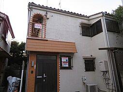 [一戸建] 東京都杉並区松庵1丁目 の賃貸【/】の外観