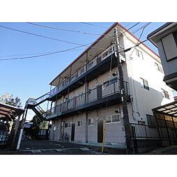 静岡県田方郡函南町塚本の賃貸アパートの外観