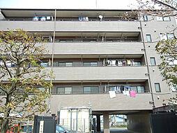 レーベンシュロス生田[3階]の外観