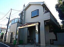 東京都杉並区清水2丁目の賃貸マンションの外観